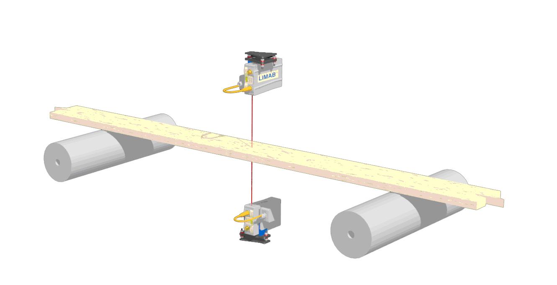 PreciLogger non contact thickness measurement