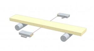 PreciLogger non contact width measurement