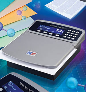 MX8000 Paper Moisture Analyzer