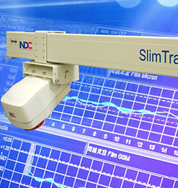 NDC's Coat Weight Thickness Scanner