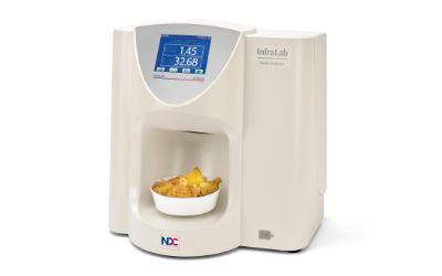 InfraLab Food Analyzer
