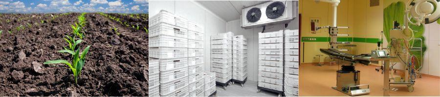 Gas Sensing Instruments
